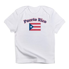 puerto Rico Infant T-Shirt