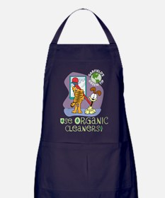 Organic Cleaners Apron (dark)