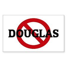 Anti-Douglas Rectangle Decal