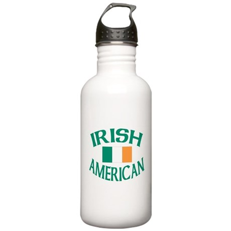 Irish American Stainless Water Bottle 1.0L