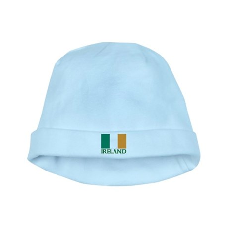 Irish flag baby hat