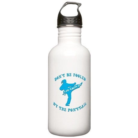 Tae Kwon Do Stainless Water Bottle 1.0L