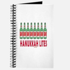 Hanukkah Lights Journal