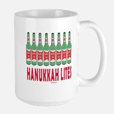 Hanukkah Lights Mug
