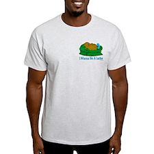 Couch Potato Hanukkah T-Shirt