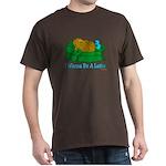 Couch Potato Hanukkah Dark T-Shirt