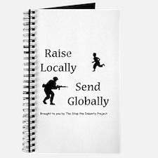 Raise & Send Journal