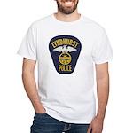 Lyndhurst Police White T-Shirt