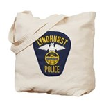 Lyndhurst Police Tote Bag