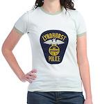 Lyndhurst Police Jr. Ringer T-Shirt
