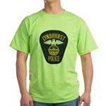 Lyndhurst Police Green T-Shirt