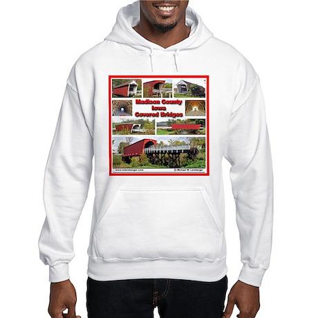 Madison County Bridges Hooded Sweatshirt