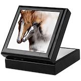 Horse Keepsake Boxes