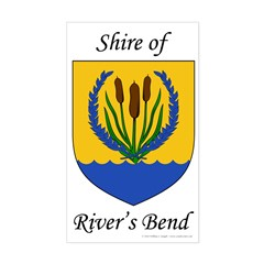 River's Bend Decal