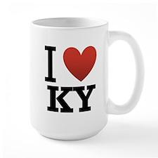 I Love KY Mug