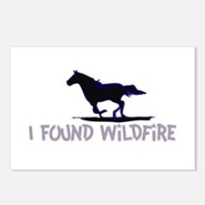 I Found Wildfire Postcards (Package of 8)