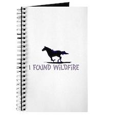I Found Wildfire Journal