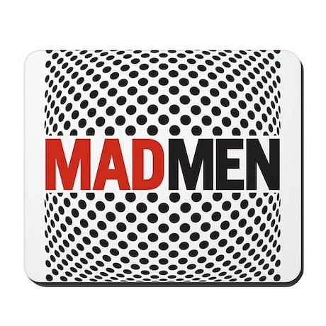 Mad Men Pop Art Mousepad