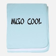 Miso Cool baby blanket