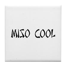 Miso Cool Tile Coaster
