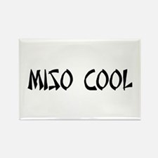 Miso Cool Rectangle Magnet