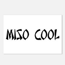 Miso Cool Postcards (Package of 8)