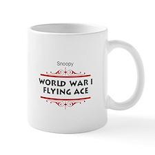 Flying Ace Dodging Bullets Mug