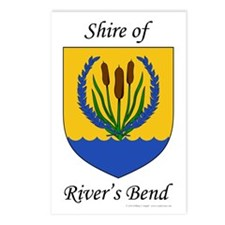 River's Bend Postcards (Package of 8)
