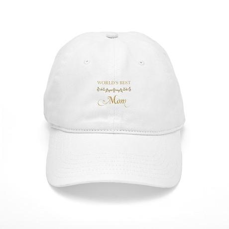 Elegant World's Best Mom Cap