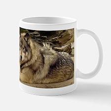 Majestic Timber Mug
