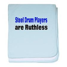 Steel Drum baby blanket