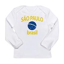 Sao Paulo Long Sleeve Infant T-Shirt