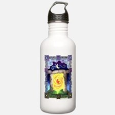 Celtic Doorway Sports Water Bottle
