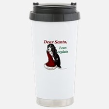 Dear Santa Springer Stainless Steel Travel Mug