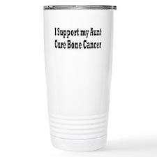 Cute Bone cancer Travel Mug