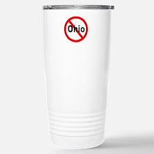 Ohio Stainless Steel Travel Mug