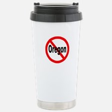 Oregon Stainless Steel Travel Mug
