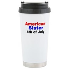 American Sister Travel Mug