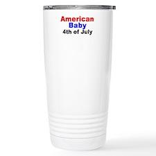 American Baby Travel Mug