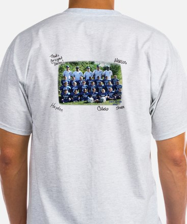Personalized Item Pick Up T-Shirt