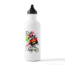 Flower Angola Water Bottle