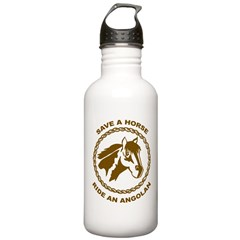 Ride An Angolan Water Bottle