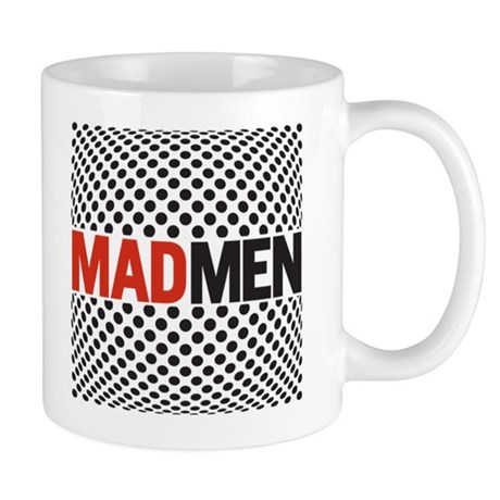Mad Men Pop Art Mug