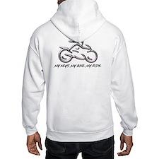 My Keys. My Bike. My Ride. - Hoodie