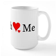 Elisabeth Loves Me Mug