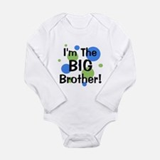 I'm The Big Brother! Baby Outfits