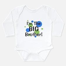 I'm The Big Brother! Onesie Romper Suit