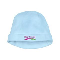 Big Cousin Again baby hat