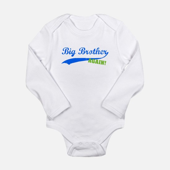 Big Brother Again Baby Outfits