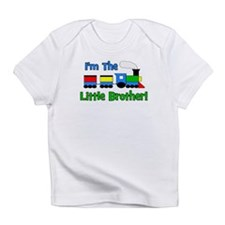 Little Brother TRAIN Infant T-Shirt